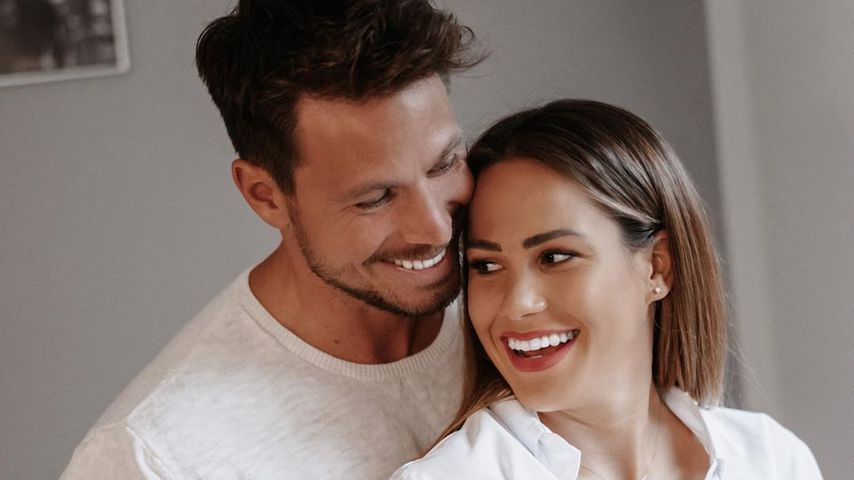 Sebastian und Angelina Pannek im Juni 2020