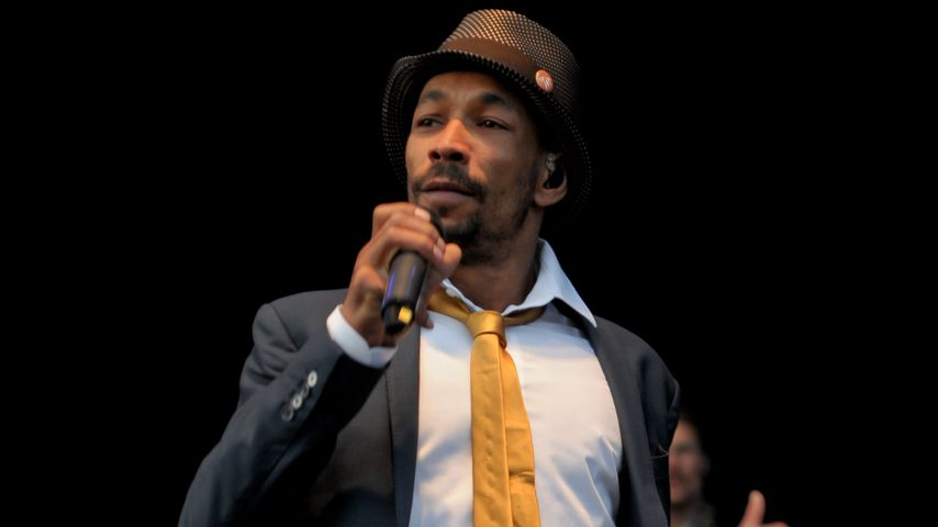 Seeed-Sänger Demba Nabé alias Boundzound