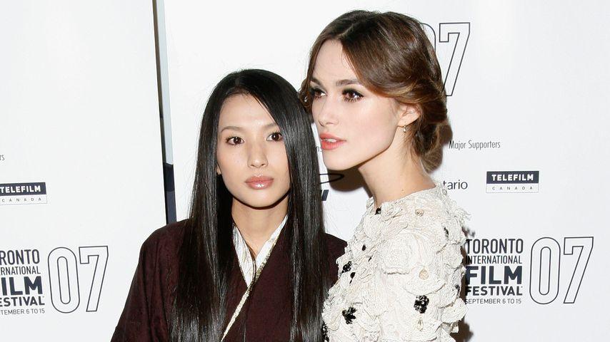 Sei Ashina und Keira Knightley, 2007
