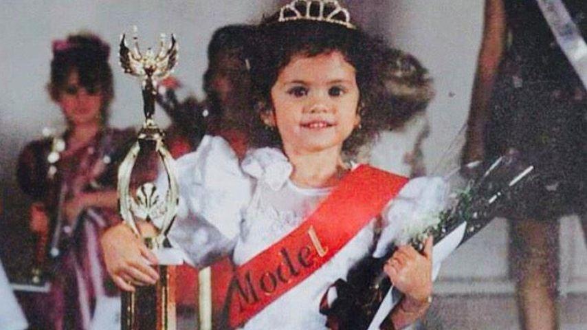 Preisgekrönt: Selena Gomez war mal Kinder-Model