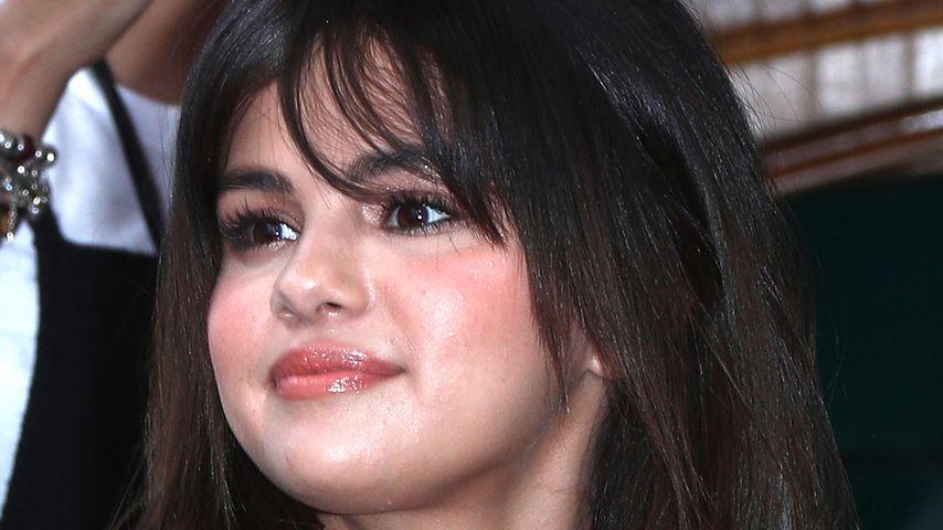 Selena Gomez bei einem Meet and Greet