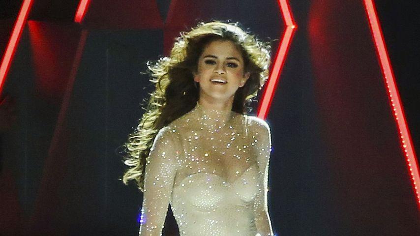 """Selena Gomez bei ihrem """"Revival""""-Tourstopp in Kanada"""