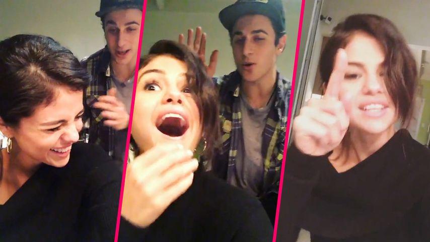 Mega-Lachflash: Selena Gomez hat endlich ihr Strahlen wieder