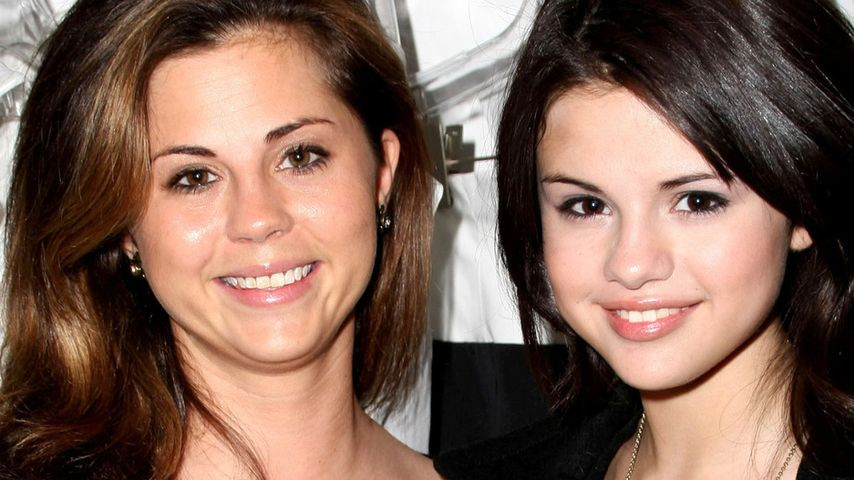 Seelische Unterstützung? Selenas Mum postet Throwback-Clip