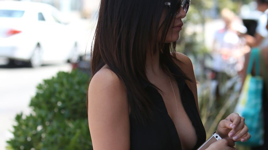 Sexy: Beinahe Busen-Blitzer-Alarm bei Selena Gomez