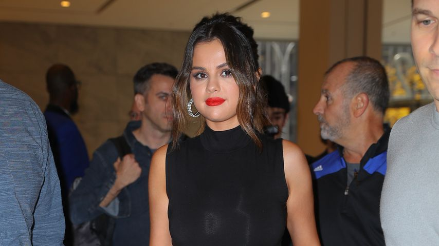 Selena Gomez im Oktober 2019