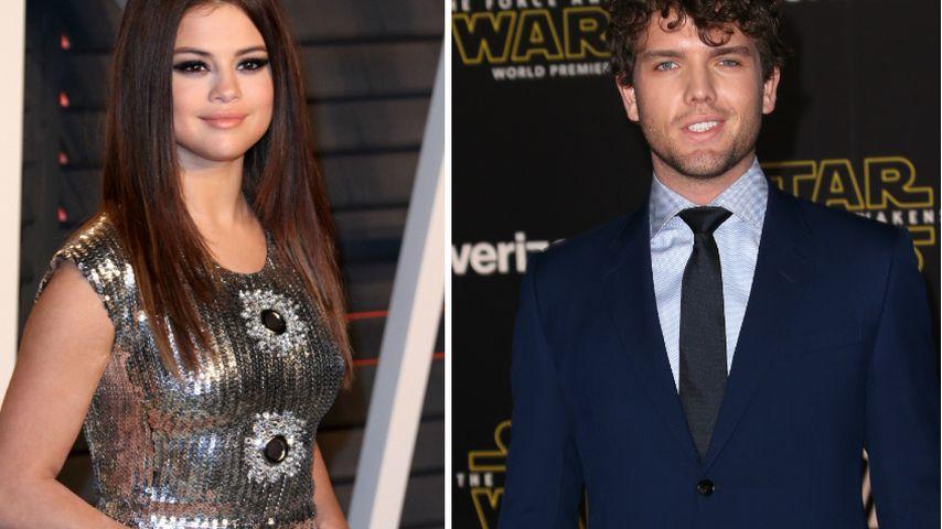 Oscar-Nacht: Selena Gomez flirtete mit Taylor Swifts Bruder!