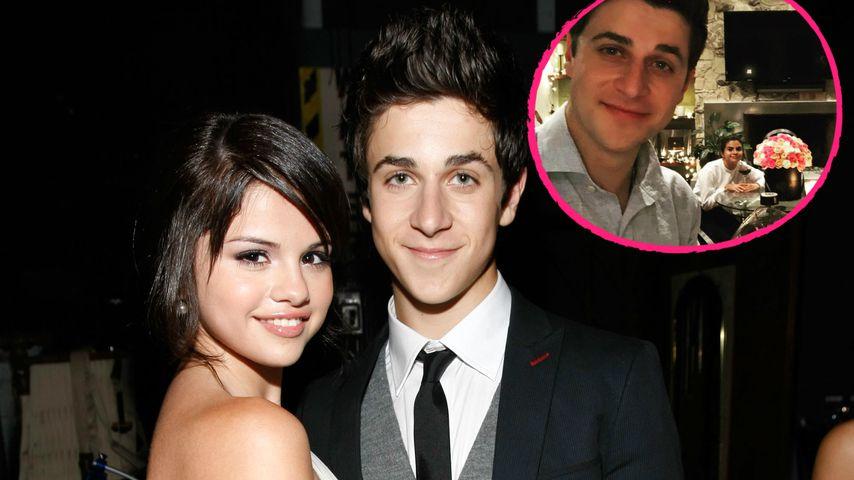 "Selena Gomez & David Henrie: Süße ""Waverly Place""-Reunion!"