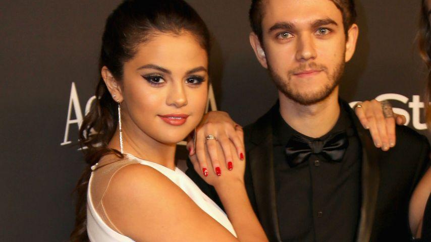 Voll verliebt? So schwärmt Selena Gomez von Zedd