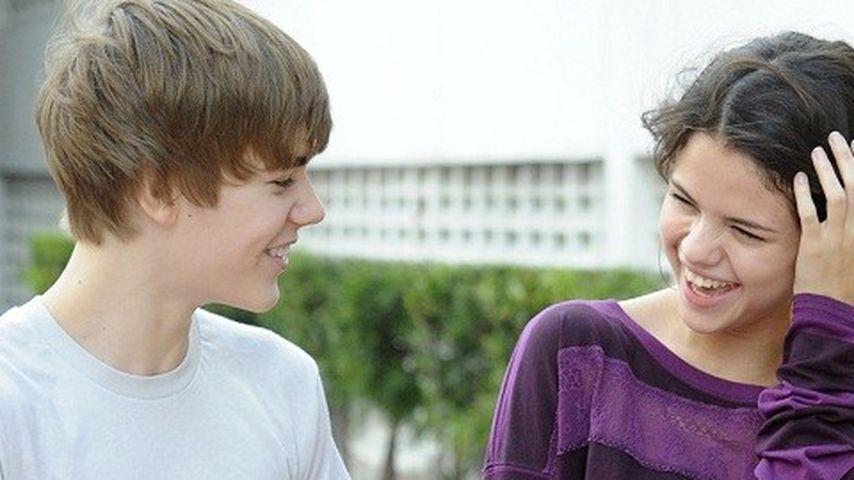 Wie nah kamen sich Justin Bieber und Selena Gomez?