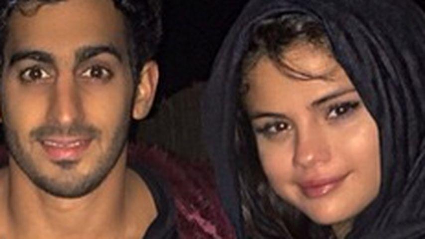 Hat Selena Gomez was mit diesem Geschäftsmann?