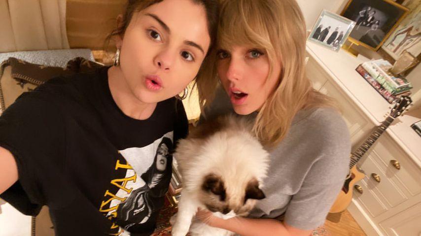 Schwestern für immer: Selena Gomez widmet Taylor Swift Post
