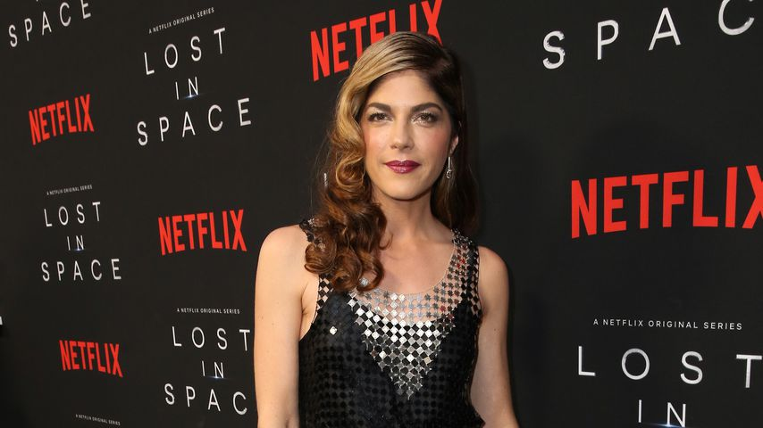 Selma Blair bei einer Veranstaltung in Los Angeles, 2018