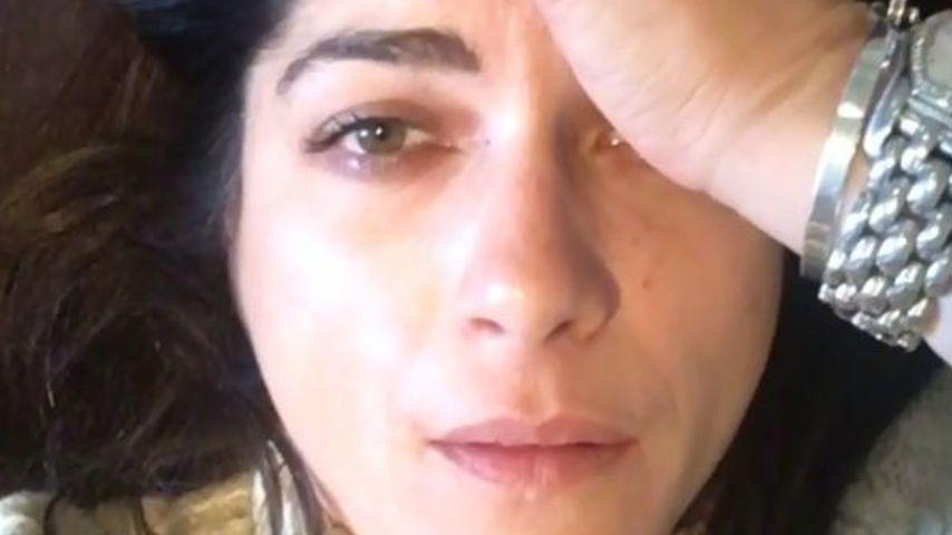 Den Tränen nah! Selma Blair erlebt größten Pech-Tag ever!