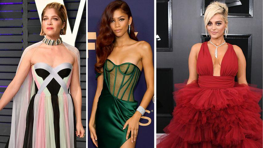 Kylie, Kate & Co.: Das waren die schönsten Carpet-Looks 2019