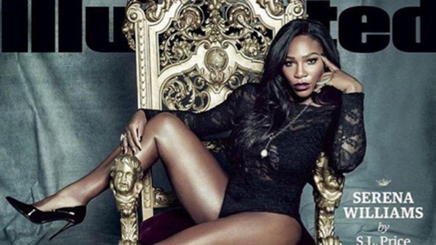 Große Ehre: Serena Williams ist Sportlerin des Jahres 2015