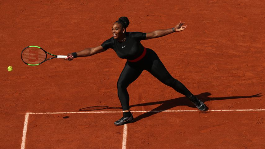 Catwoman? Serena Williams spielt in sexy Tennis-Outfit
