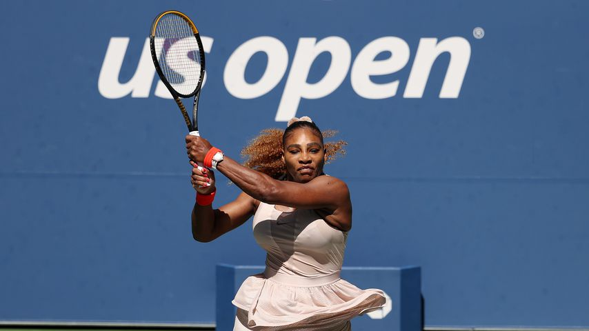 Serena Williams bei den US Open 2020