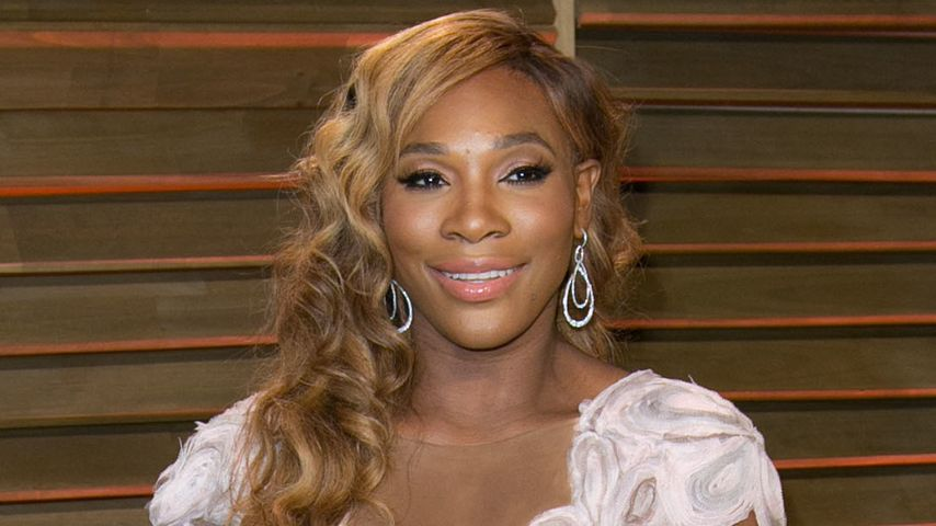 Serena Williams: Sie ist stolz auf ihre Rundungen