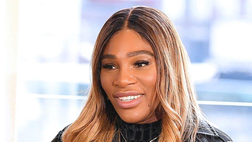 Serena Williams, Februar 2020