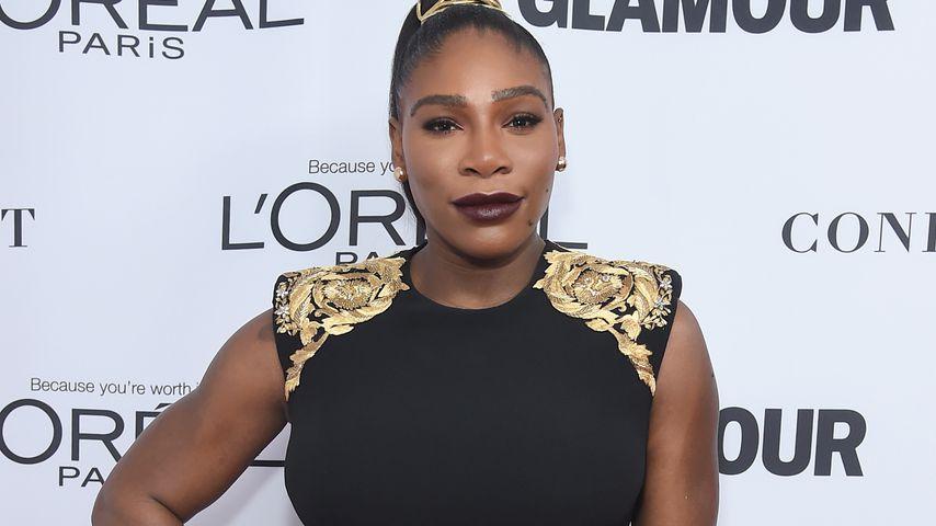 Serena Williams bei den Women of The Year Awards 2017