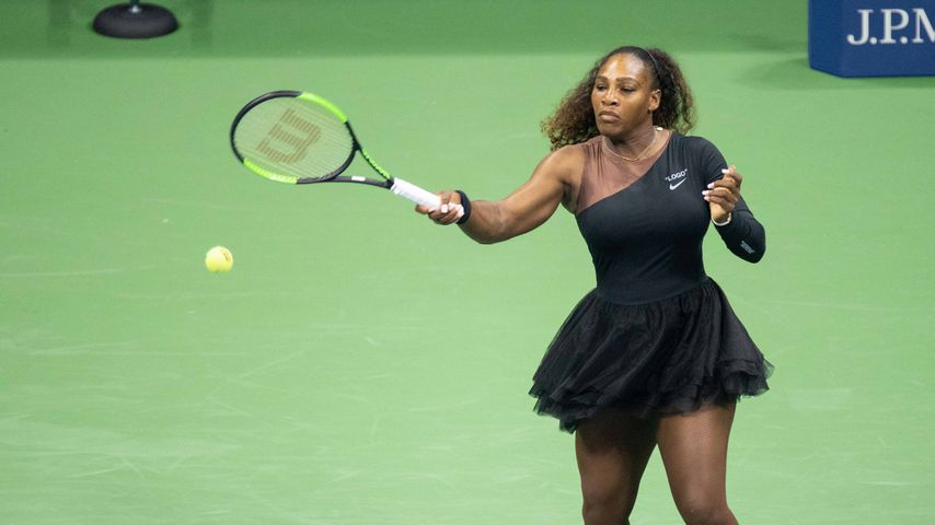 Nach Catsuit-Kritik: Serena Williams spielt Tennis im Tutu