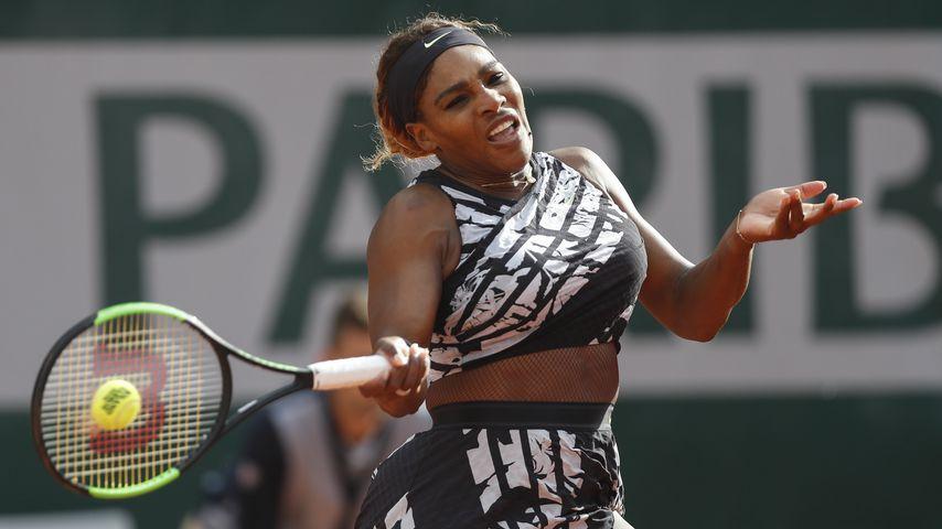 Serena Williams in Paris, Mai 2019