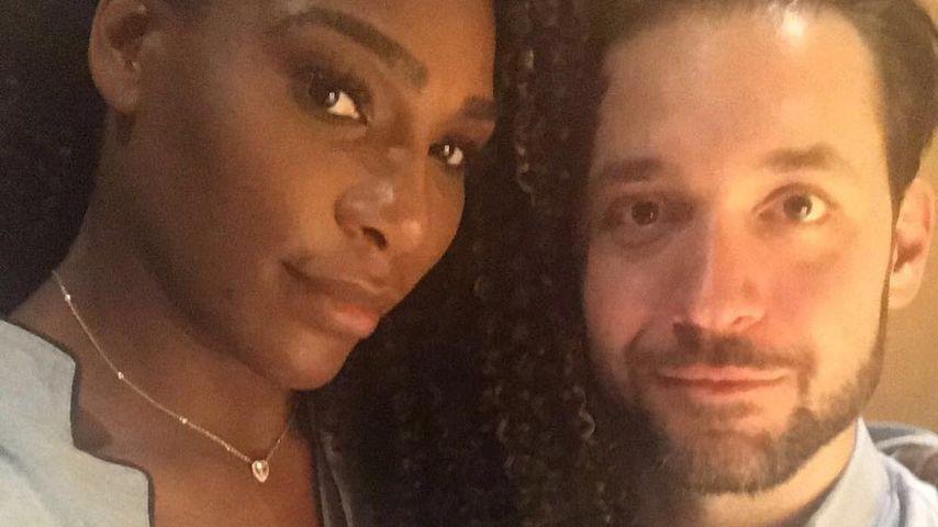 Neu-Mama Serena Williams: 1. Tag ohne ihre süße Tochter!