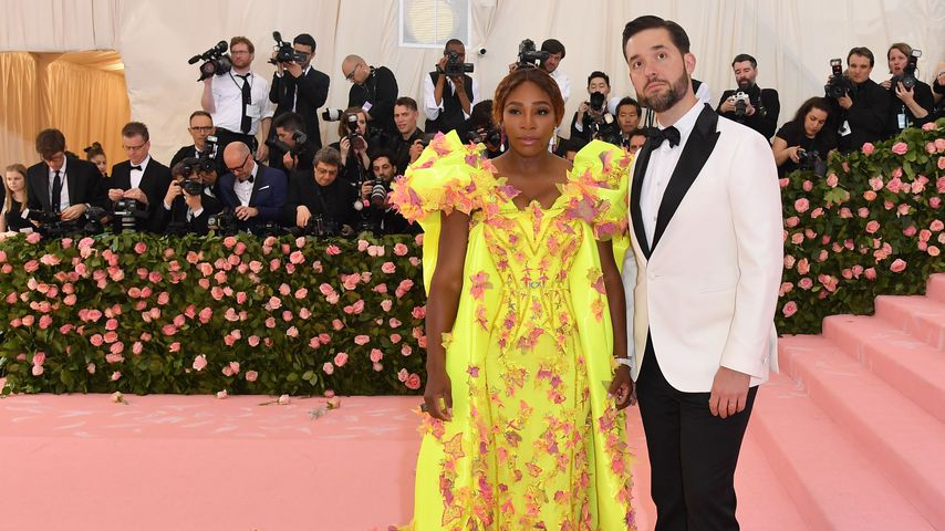 Liebes-Überraschung! Tennis-Star Serena Williams ist verlobt