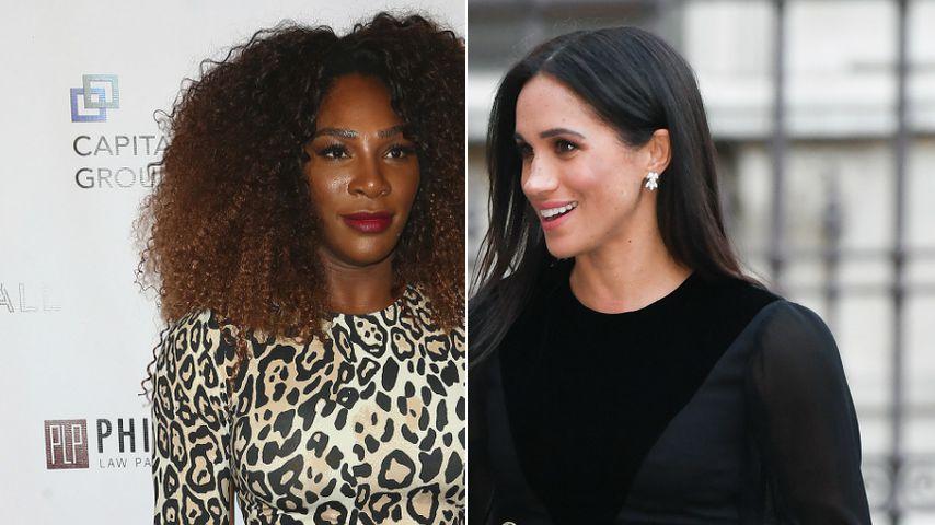 Serena Williams verrät: So nahe steht sie Herzogin Meghan!