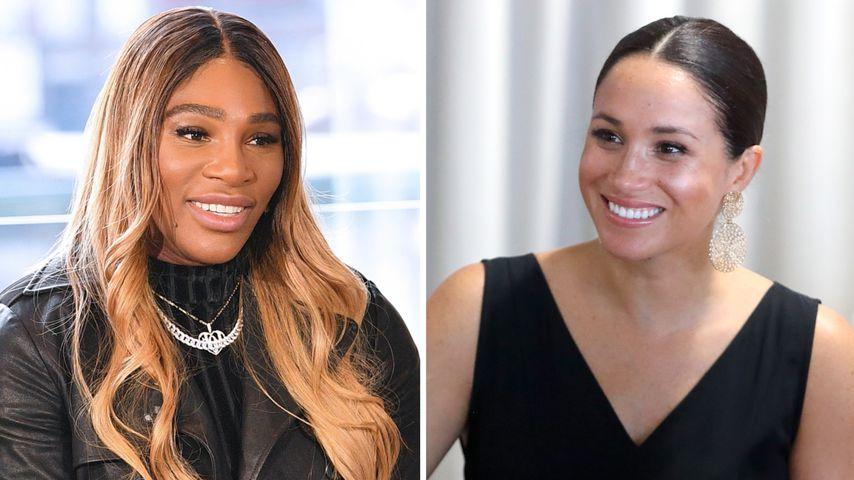 """Großartiger Mensch"": Serena Williams verteidigt Meghan"