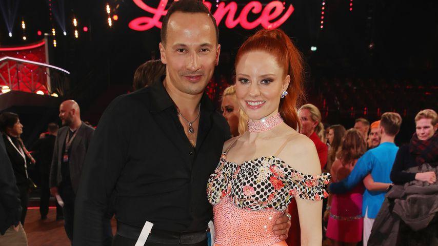 "Sergiu Luca und Barbara Meier, ""Let's Dance""-Paar 2018"