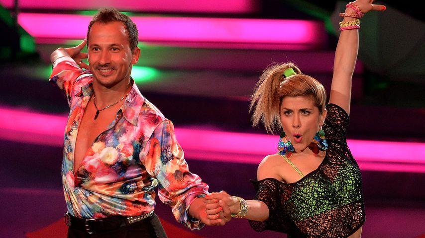 "Sergiu Luca und Panagiota Petridou, ""Let's Dance"" 2015"