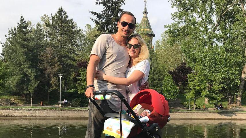 """Während """"Let's Dance"""": Sergiu & Regina vermissen ihr Baby"""