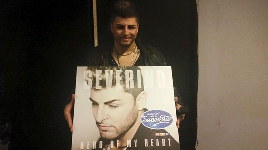 Überglücklicher Sieger: DSDS-Severino dankt seinen Fans