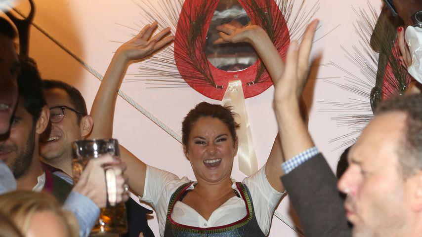 Shailene Woodley beim Oktoberfest in München 2016