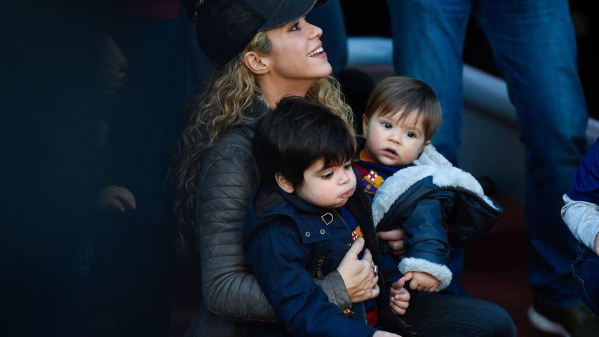 Schon 5 Monate alt: So vernarrt ist Shakira in ihren Sasha