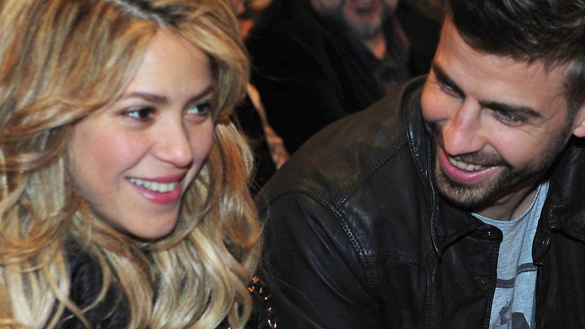 Shakira und Gerard Piqué