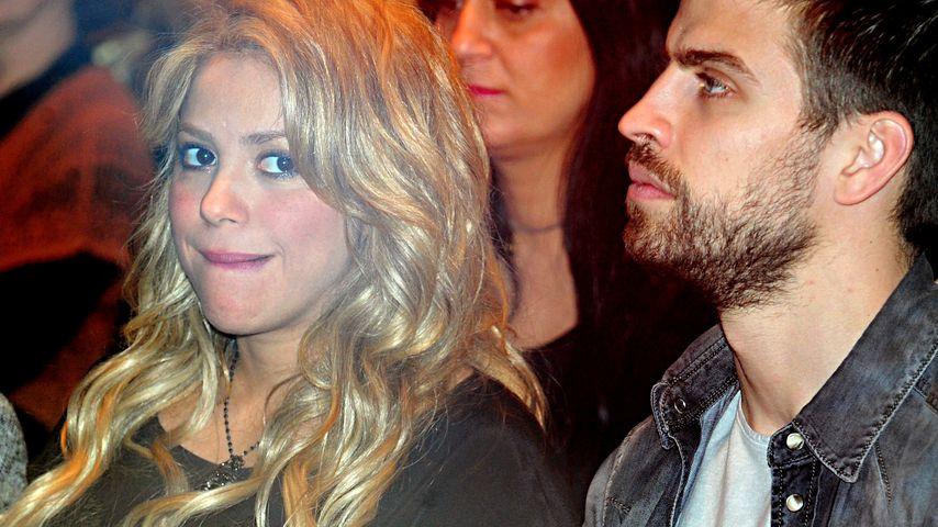 Arme Shakira: Gerard sorgt für Ärger vor Geburt!
