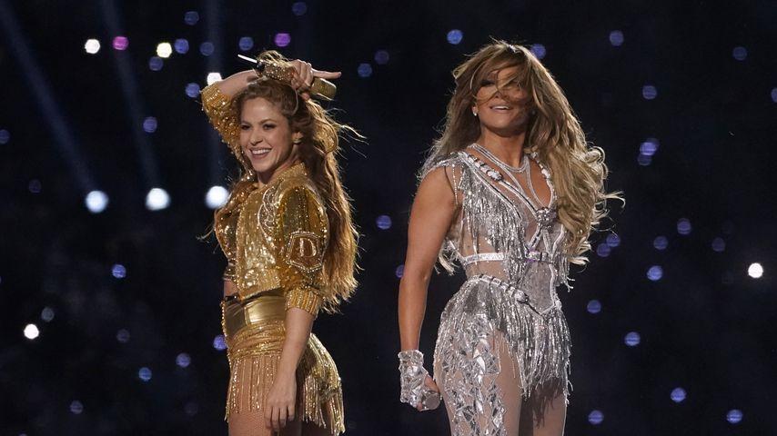 Super-Bowl-Auftritt: Alle Infos zu Shakiras und J.Los Show!