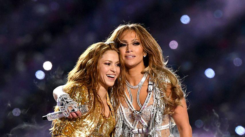 J.Lo und Shakira zu sexy? Fan verlangt knapp 800 Billionen!