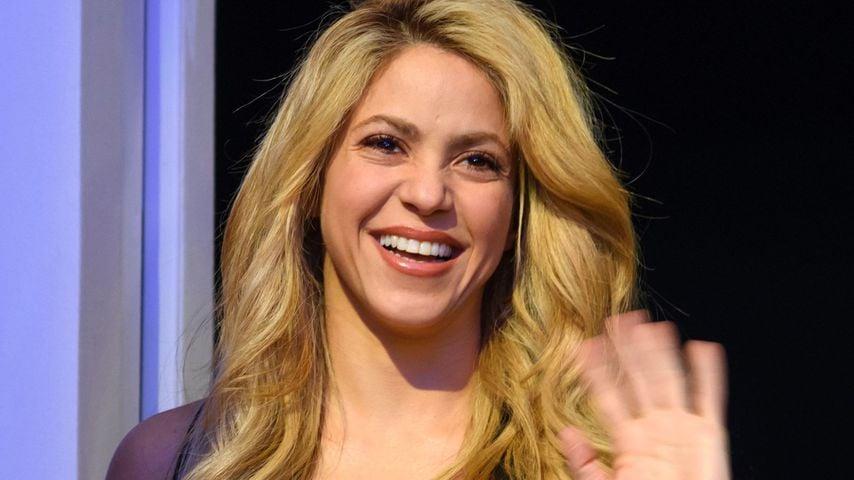 Shakira in der Schweiz im Januar 2017