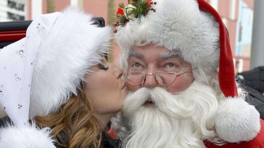 Shania Twain: Ein Winter-Küsschen für Santa Claus