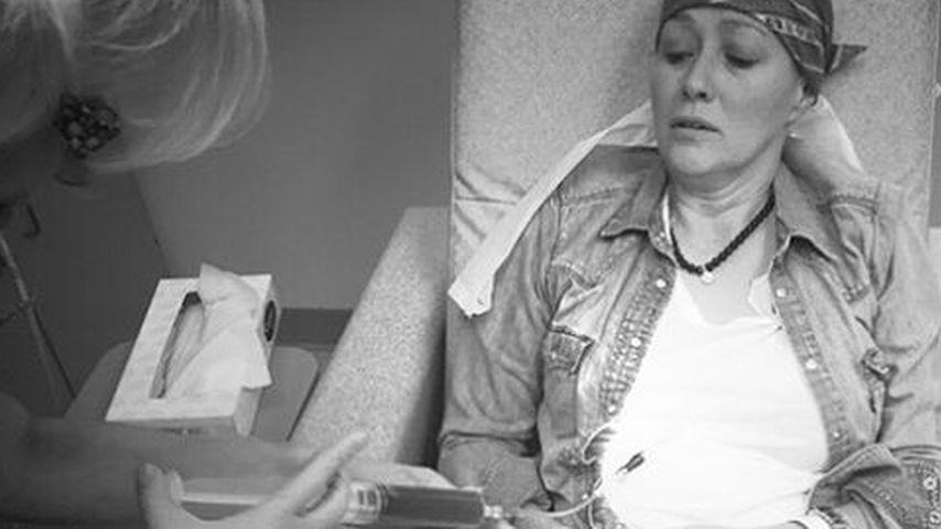 Im Krebs-Kampf: Shannen Doherty postet Fotos von der Chemo