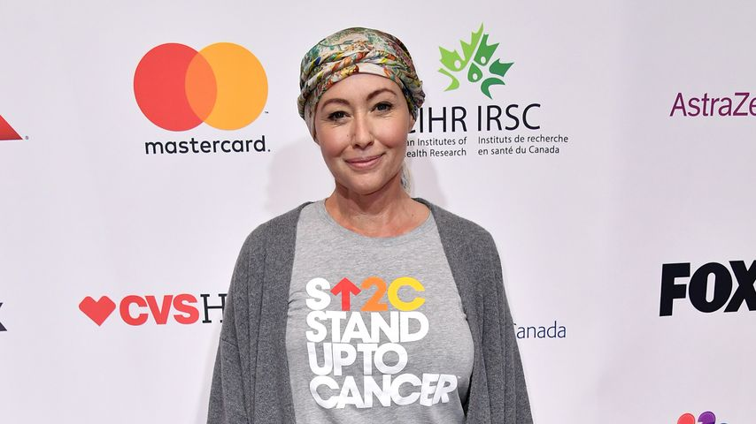 "Shannen Doherty im September 2016 bei der ""Stand up to Cancer""-Gala in Los Angeles"