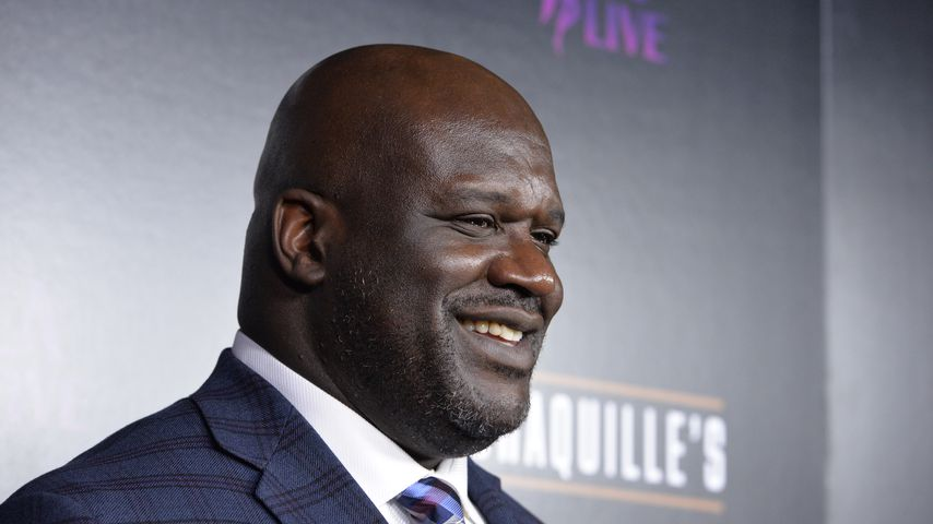 Shaquille O'Neal im März 2019 in Los Angeles