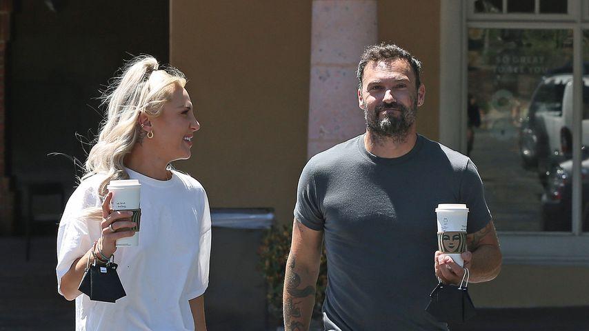 Sharna Burgess und Brian Austin Green in Malibu, Juni 2021