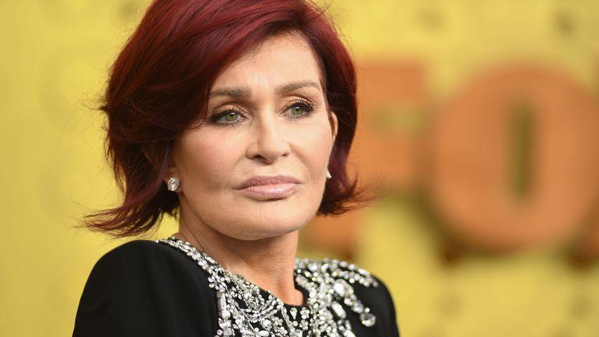 Sharon Osbourne im September 2019