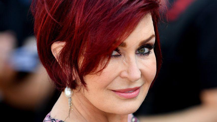 Sharon Osbourne im Juni 2017