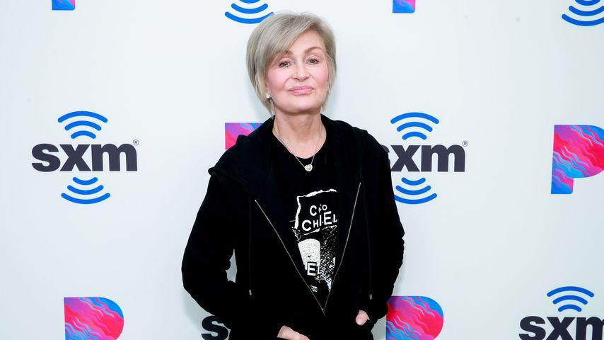 Isoliert von ihrem Ozzy: Sharon Osbourne an Corona erkrankt
